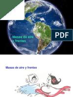 Masas de aire y Frentes.pps