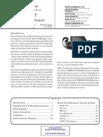 FT817 Manual de Serviço em Inglês