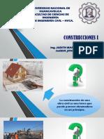Silabo Construcciones i - 2018-II