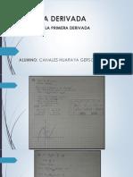 CANALES HUARAYA GERSON-CALCULO 2-PRIMERA DERIVADA.pptx