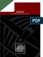 SR20 Abbreviated Checklist