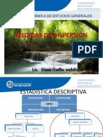 Sesion 6 Medidas de Dispersion Univ