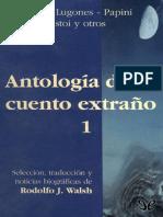 Antología Del Cuento Extraño 1