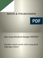 MATERI & PERUBAHANNYA.pptx