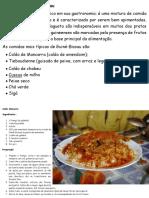 Culinária Da Guiné