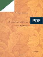 O Estudo Analítico do Poema.