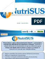 Nutrisus Hangout 09jun14