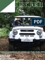 UAZ Hunter Comprehensive Brochure for Philippine Market