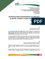 18a.protocolo Para Evitar El Plagio (1)