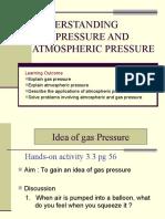 3.3 Gas and Atmospheric Pressure