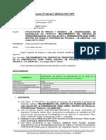 829665 39. Informe Variacion de Presupuesto Actualizacion de Presupuesto de Las Calles Urb. Chimu