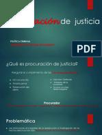 Procuración de  justicia.pptx