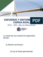 RM1 Clase 09 - Esfuerzo y Deformación. Carga Axial (6)-VCLASE