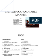 BRITISH FOOD AND TABLE MANNER.pptx