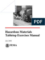 HazMat Tabletop Manual
