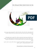 Khutbah Idul Adha Mengurai Makna Ibadah Kurban Dan Haji - Nu.or.Id