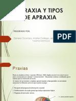 Exposicion Neuro APRAXIA