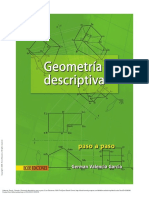 Geometría Descriptiva Paso a Paso ---- (Pg 1--17)