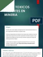 Clase 7-Gases Toxicos Presentes en Mineria