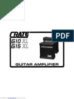 Crate G10xl