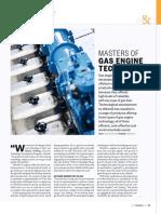 master of gas engine