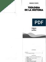 Forte B. Teología de La Historia_Sígueme_1995 (1)