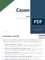 Casen2013 Salud