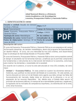 Syllabus del curso de Economía, Presupuesto Público y Hacienda Pública.pdf