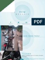 Presentasi Rem Mekanik_Sirius