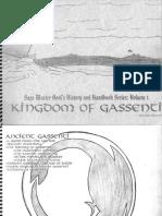 Kingdom of  Gassenti campaign book