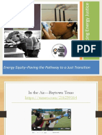 Energy Equity--Paving a Pathway to a Just Transition Boulder Community Forum