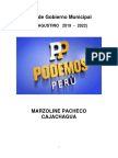 Podemos Por El Progreso Del Peru