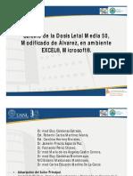 ClculodelaDosisLetalMedia50 F