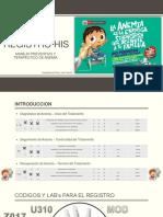 Manejo Preventivo y Terapeutico de Anemia - Registro HIS