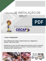 AULA DE INSTALAÇÃO DE SPLIT ADILSON.pptx