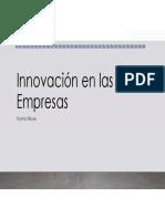 Innovación Empresarial Corto