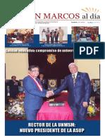 Universidad Nacional Mayor de San Marcos -  Pedro Cotillo ,  Edgar Portalanza