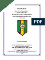 Proposal Pesantren Kilat 2018 New
