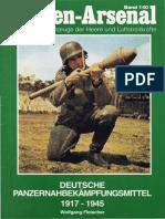 Waffen Arsenal 140 - Deutsche Panzernahbekmpfungsmittel 1917 - 1945(OCR+)