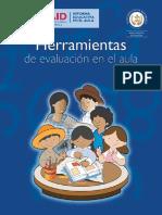 Herramientas de Evaluación 2011