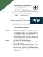 7.2.2. SK Tentang Koordinasi Dan Komunikasi Dalam Pelayanan Klinis