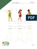 Fairy Playset Printable 0709