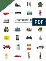 Champions of Design 1