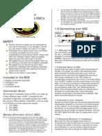 Scorpion Esc Manual