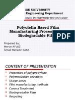 PP Film Manufacturing