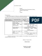 Surat Permohonan Jasa Pemasangan Listrik.docx