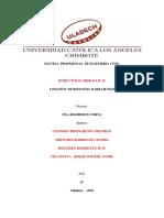 Investigacion Formativa Hidraulica 3 Unidad