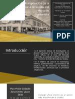 Plan Parcial Culiacán Zona Centro