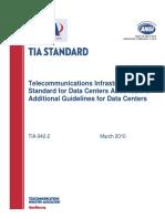 TIA-942 Addendum 2