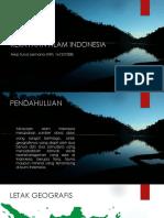 Kekayaan Alam Indonesia